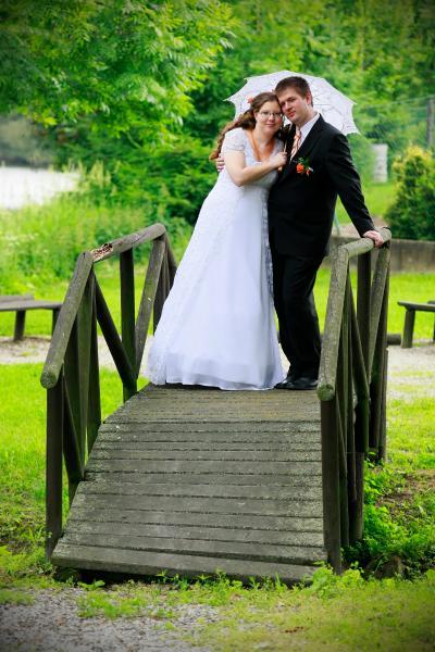 Fotka ze svatby